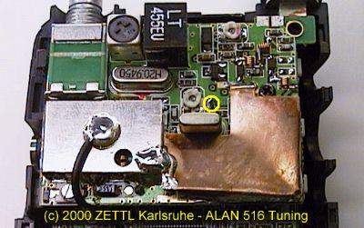 Alan 516 инструкция - фото 4