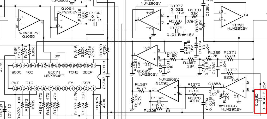 Но с конденсатором эта схема
