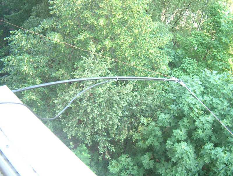 Антенна кв на балконе. - лоджии - каталог статей - балкончик.